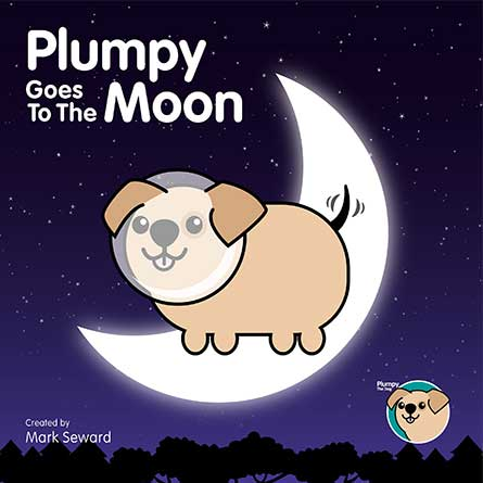Book cover for Plumpy Goes To The Moon