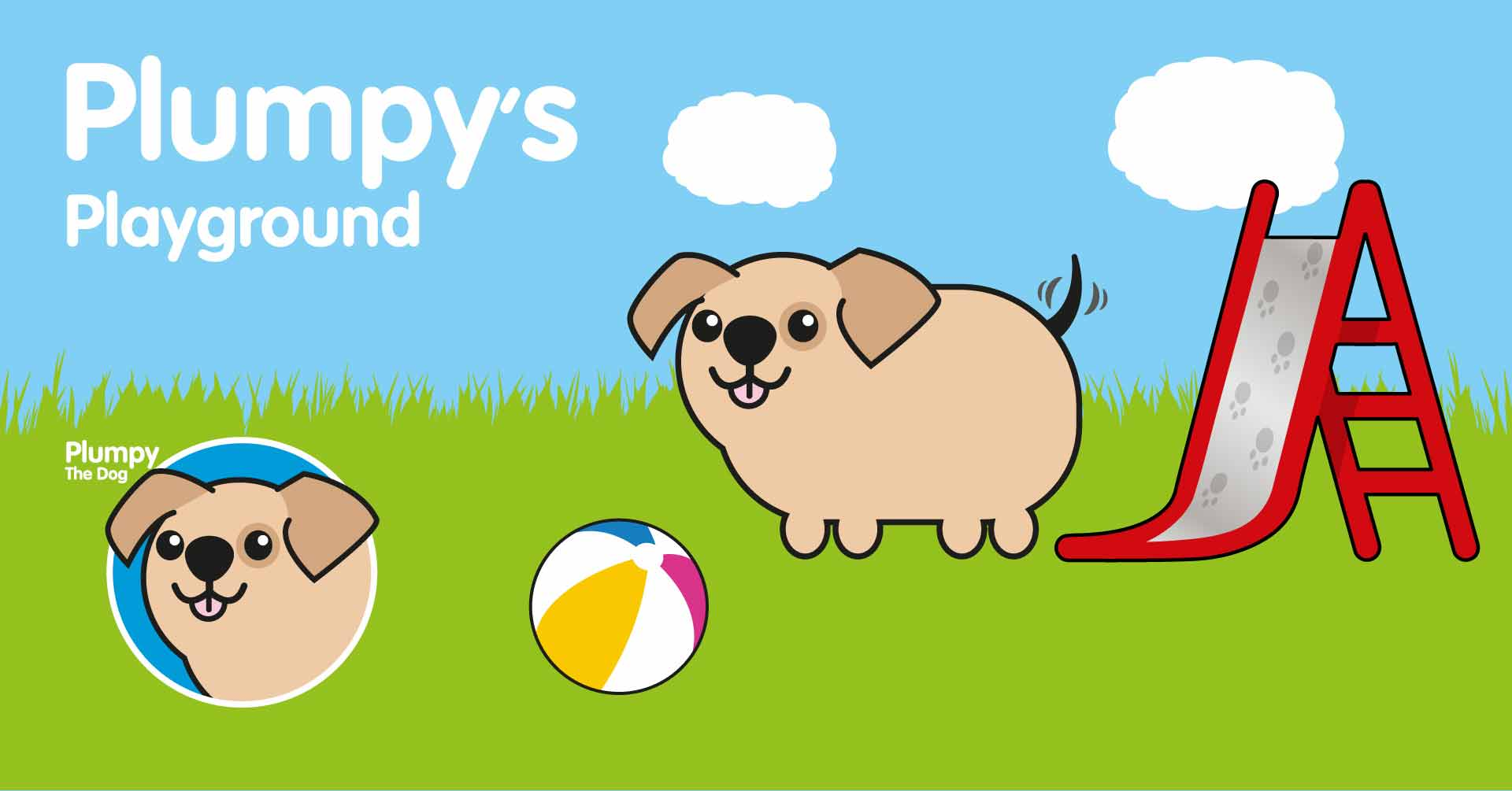 Decorative banner of Plumpy's Playground